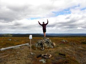 sweden hike !